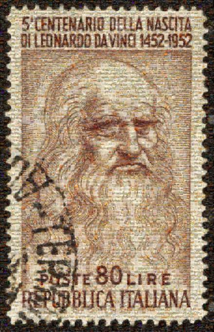 Stamp Mosaic
