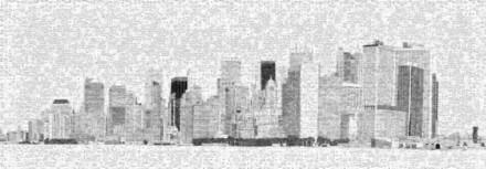 New York Skyline Personal Project Chris Dent Mosaic 02